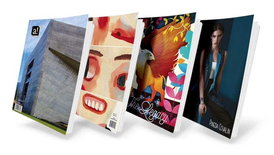 Las mejores revistas de Diseño Gráfico
