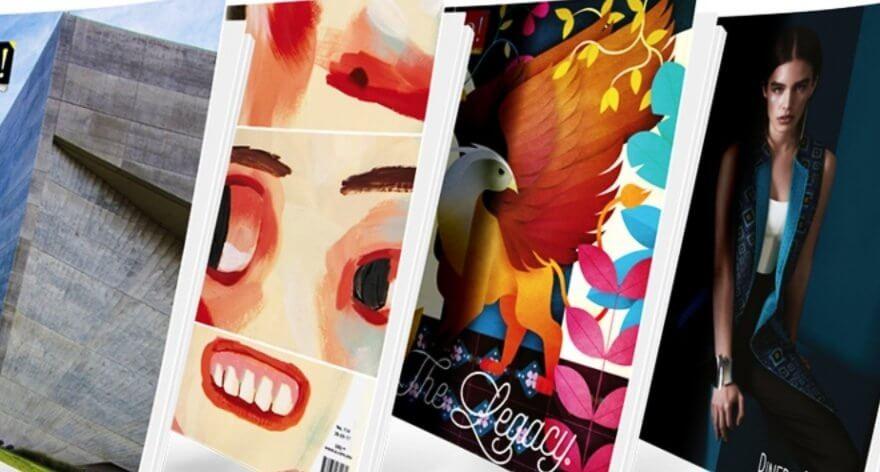 Las mejores revistas de diseño gráfico en México