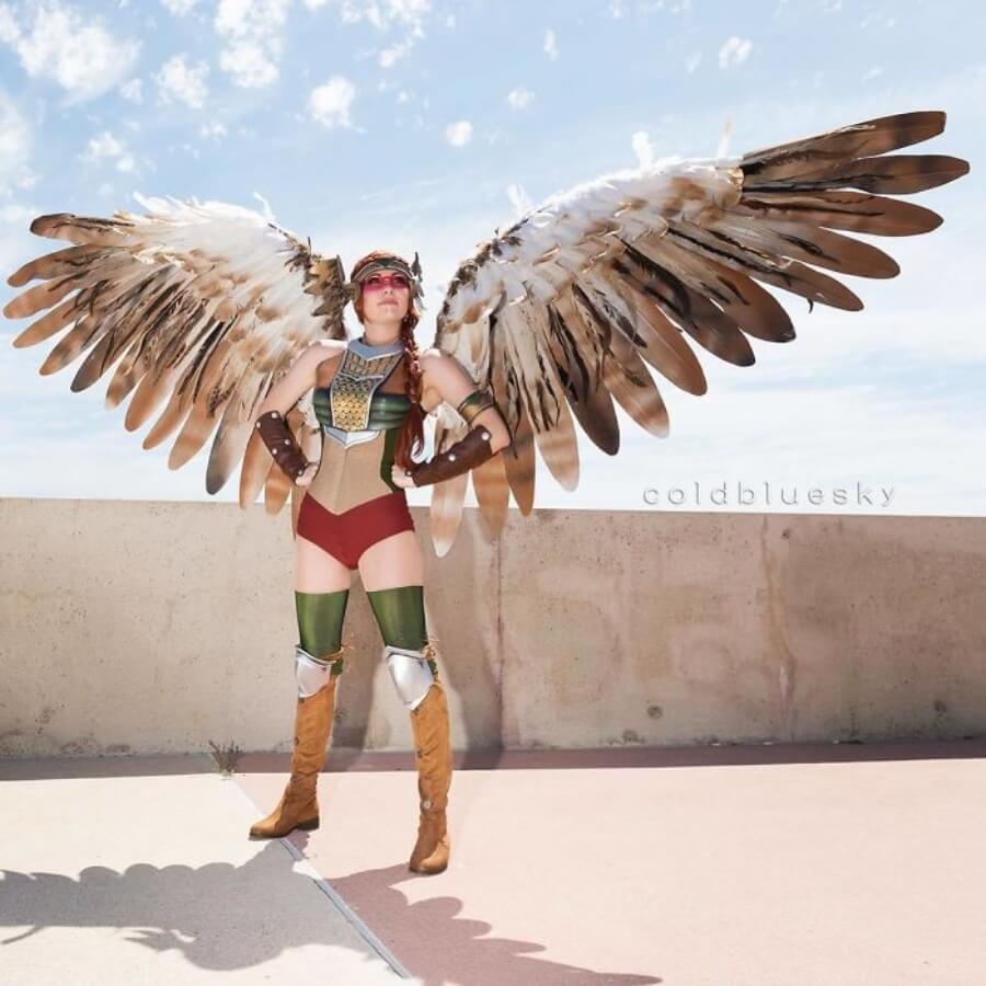 Cosplay de Hawkgirl