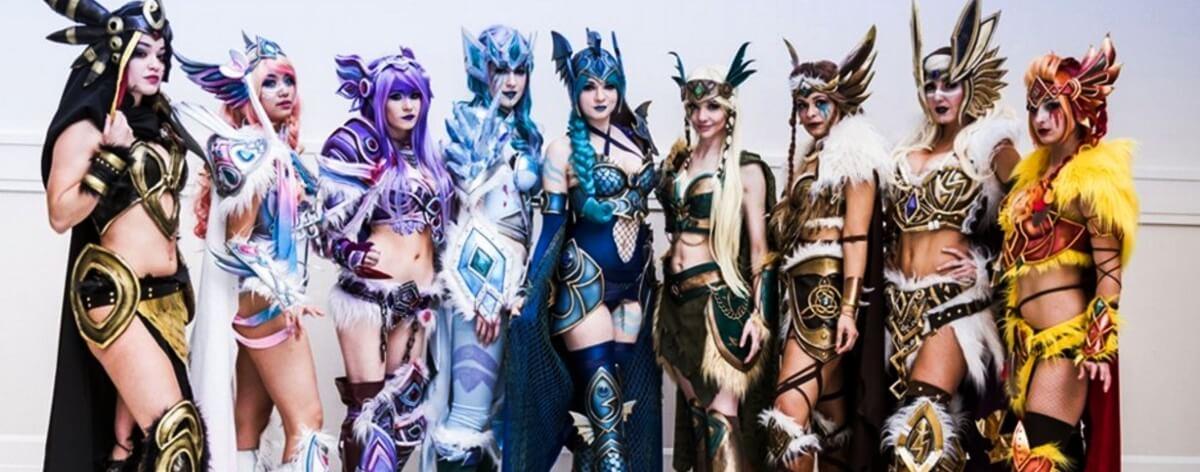 Los mejores cosplays por apasionados de lo geek