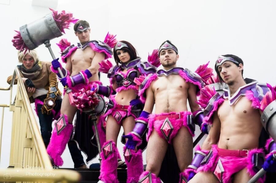 Los mejores cosplays hechos por fans de lo geek