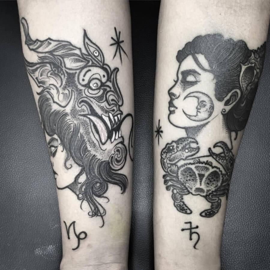 Tatuaje por Zam Guerrero