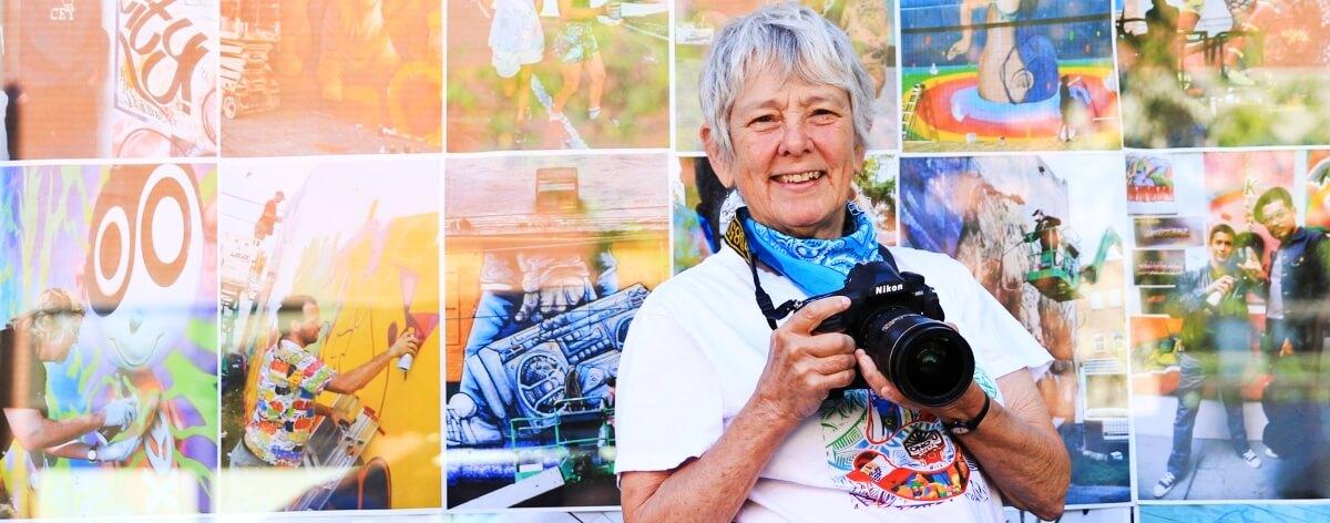Martha Cooper y lo mejor de su obra fotográfica