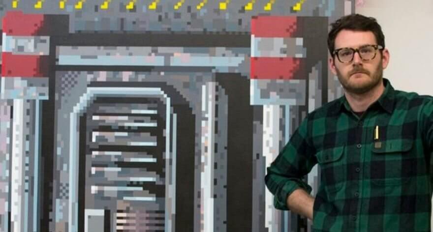 Mathew Zefeldt llega a México con la expo 'Vistas'