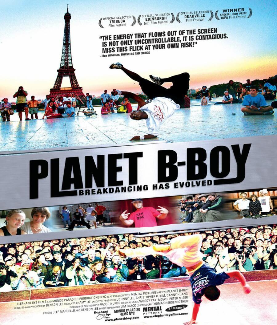 Los mejores documentales de Break Dance