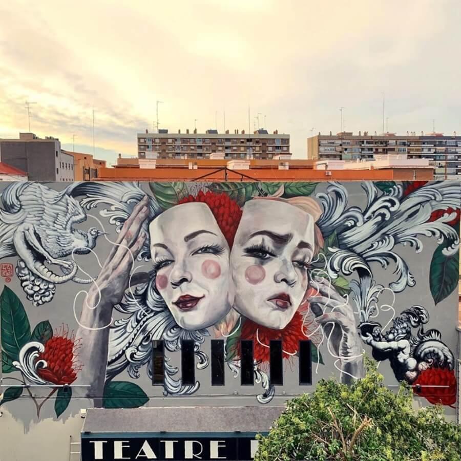 Los Murales del mes