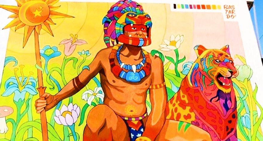 Los 5 mejores murales de Octubre según All City Canvas