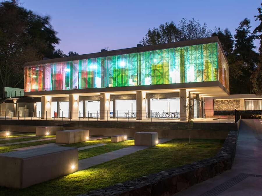 Centro de Artes Vivas en la Alcaldía Coyoacán