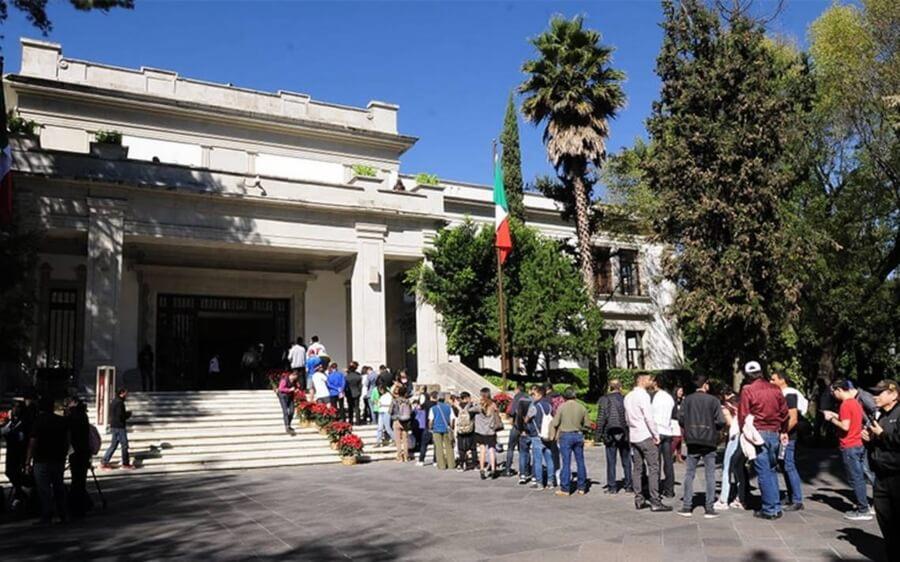 Complejo Cultural Los Pinos uno de los Museos CDMX