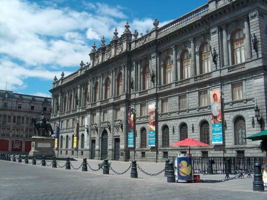 MUNAL en el centro histórico