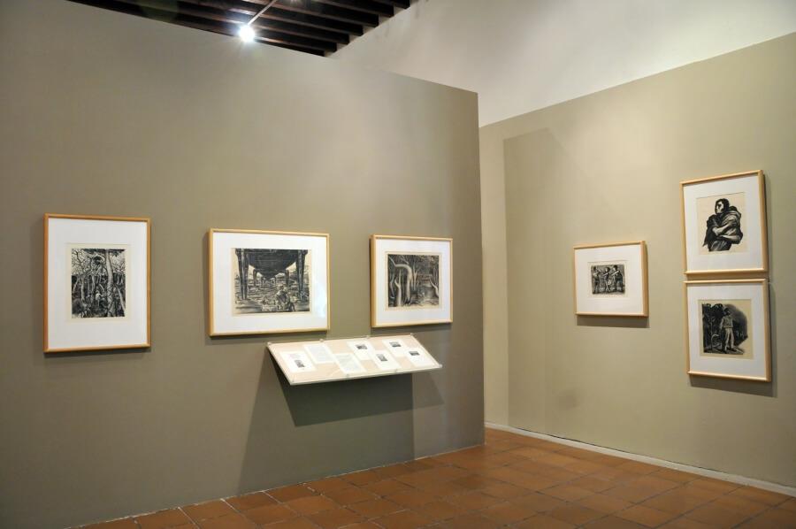 Museo Nacional de la Estampa exposición