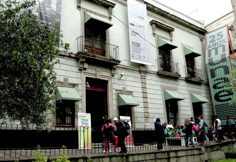 Museo de la Estampa uno de los Museos CDMX