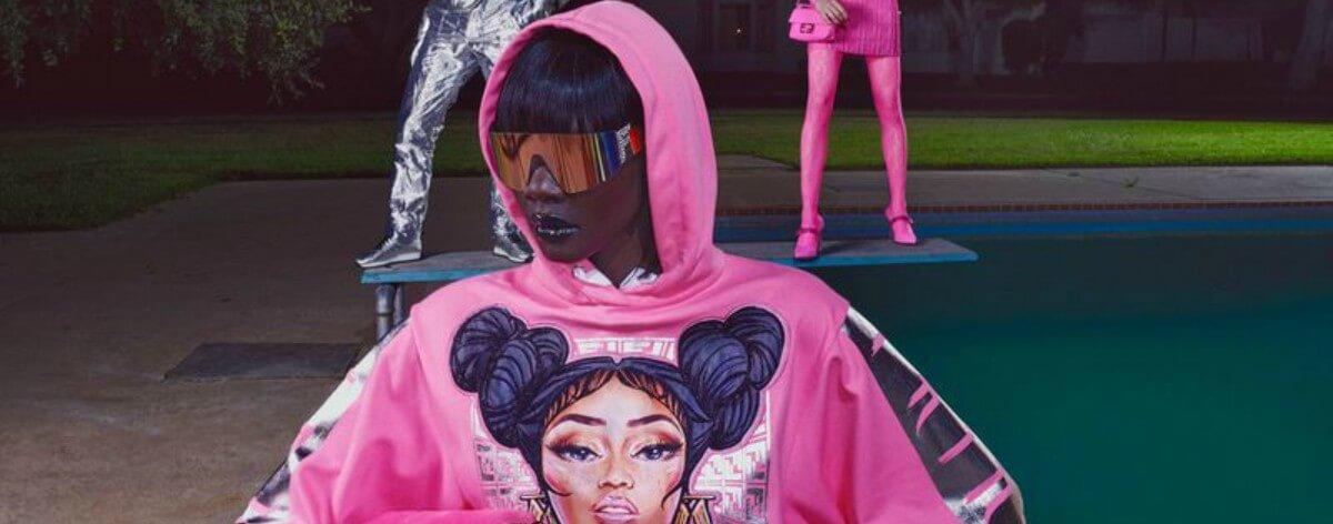 Nicki Minaj y Fendi lanzan colaboración