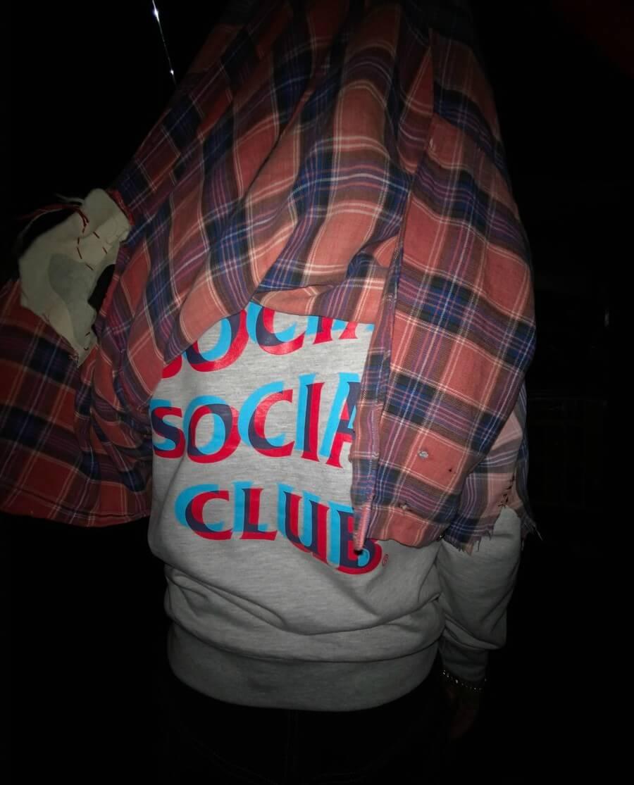 Nueva colección de Anti Social