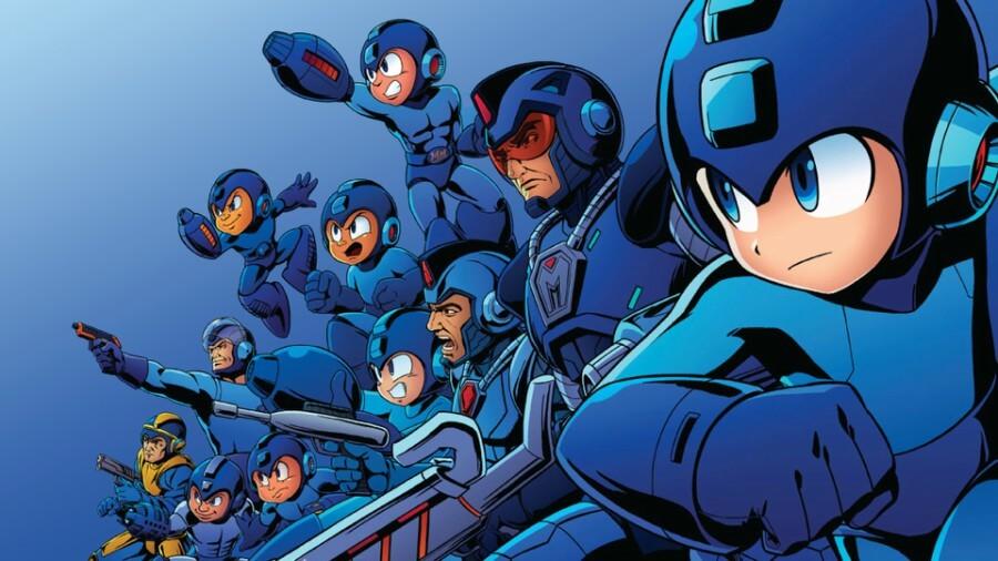 Película de Mega Man
