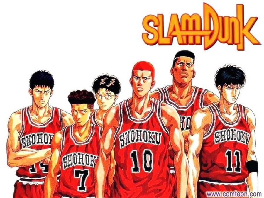 Slam Dunk regresa con nuevo libro ilustrado
