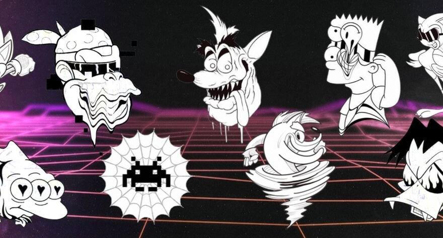 Tattoo Party CBG x ACC edición videojuegos