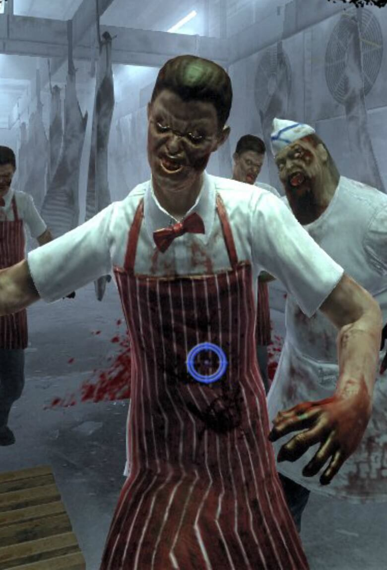 The house of the Dead de Sega anuncia su remake