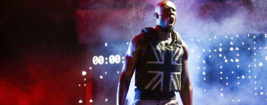 Banksy's online store puts Stormzy's vest up for sale