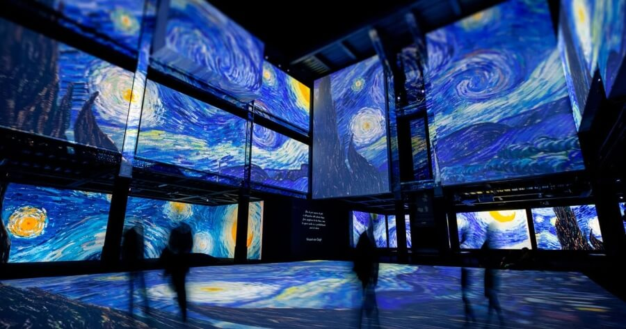 Van Gogh Alive The Experience llegará a México en 2020
