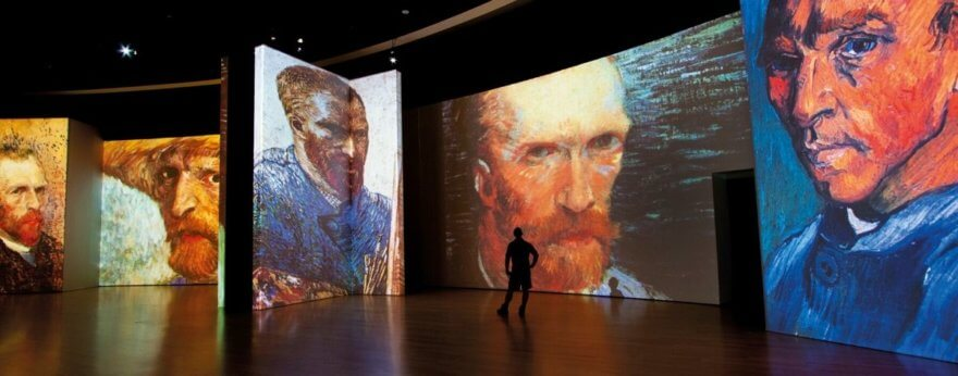 Van Gogh Alive The Experience por fin llega a México