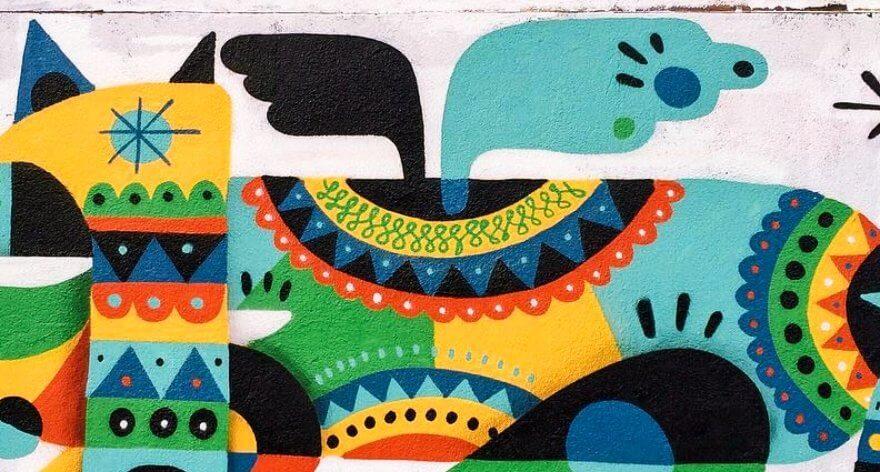 Zoonchez, street art desde España para el mundo