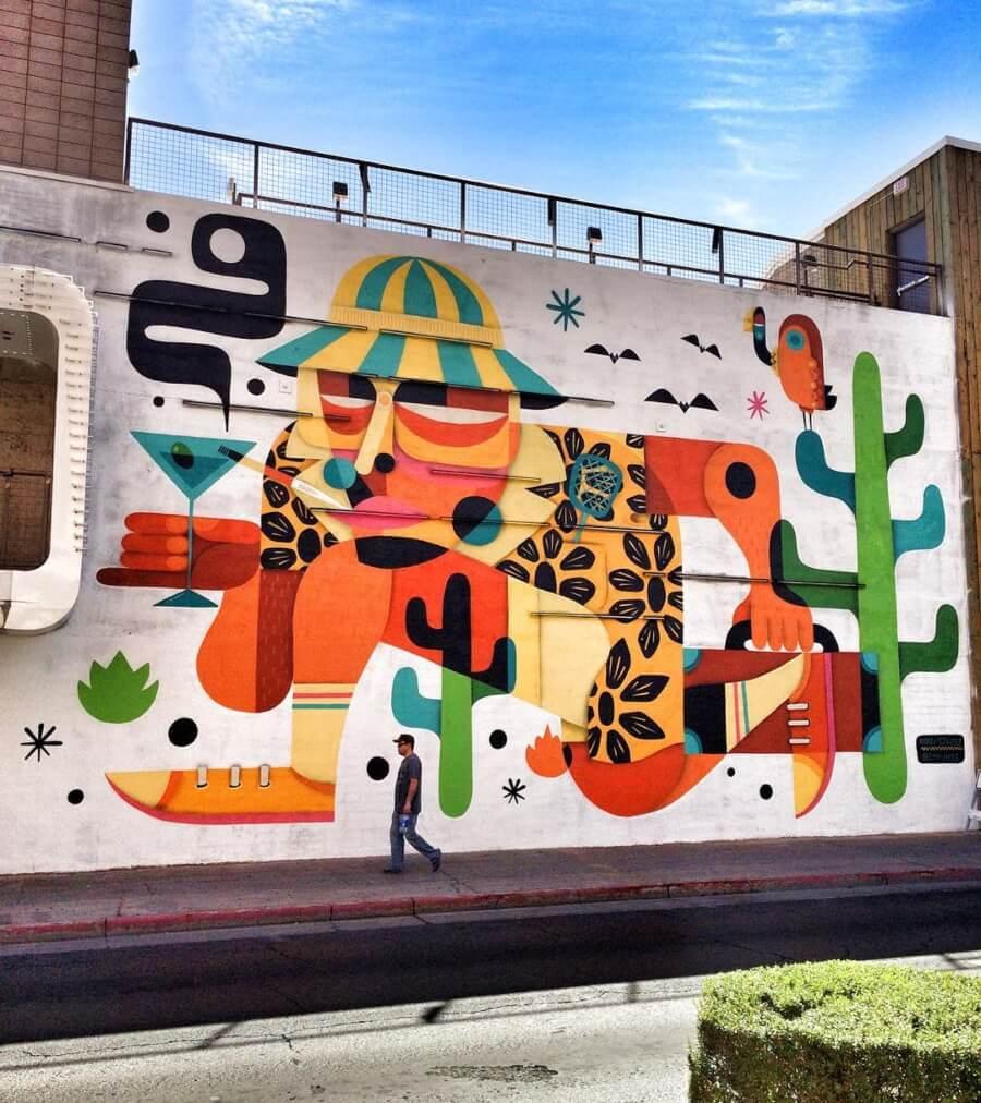 Zoonchez strret art de España