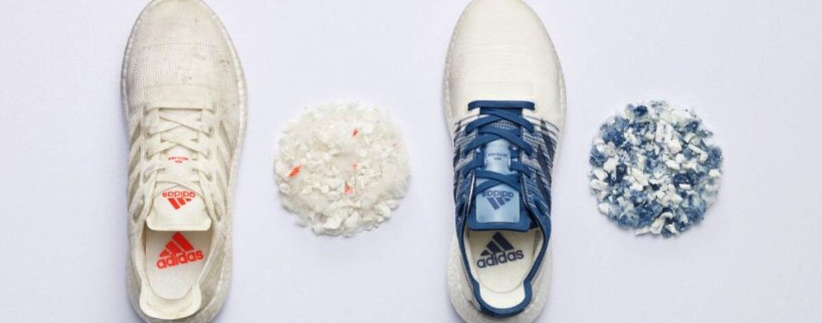 Adidas lanza segunda generación de sneakers reciclables