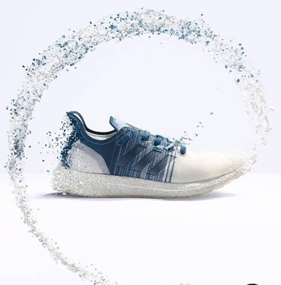 Adidas lanza colección reciclada