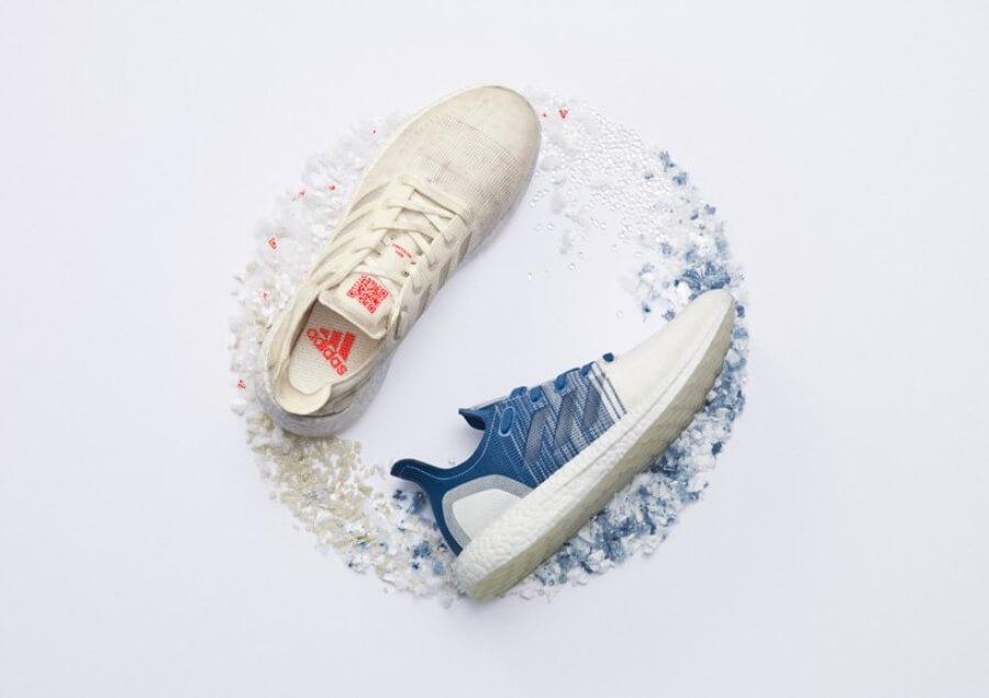 Adidas lanza segunda generación de sneakers reciclados