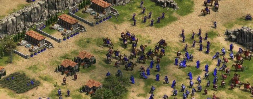 Age of Empires IV tiene nuevos adelantos
