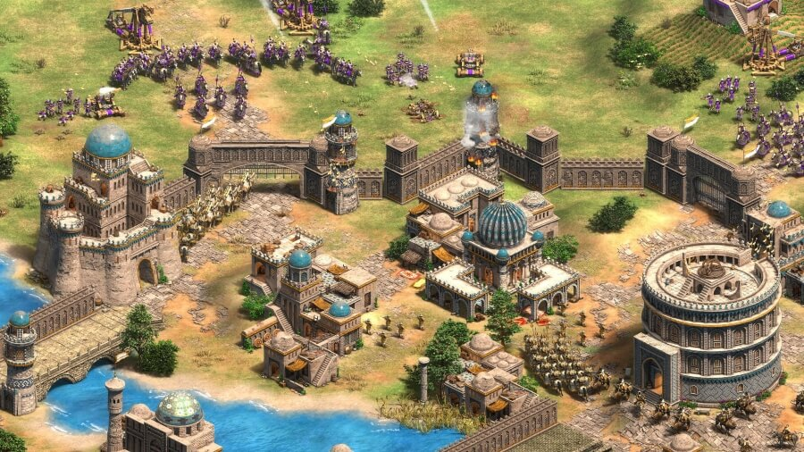 Age Of Empires IV adelantos
