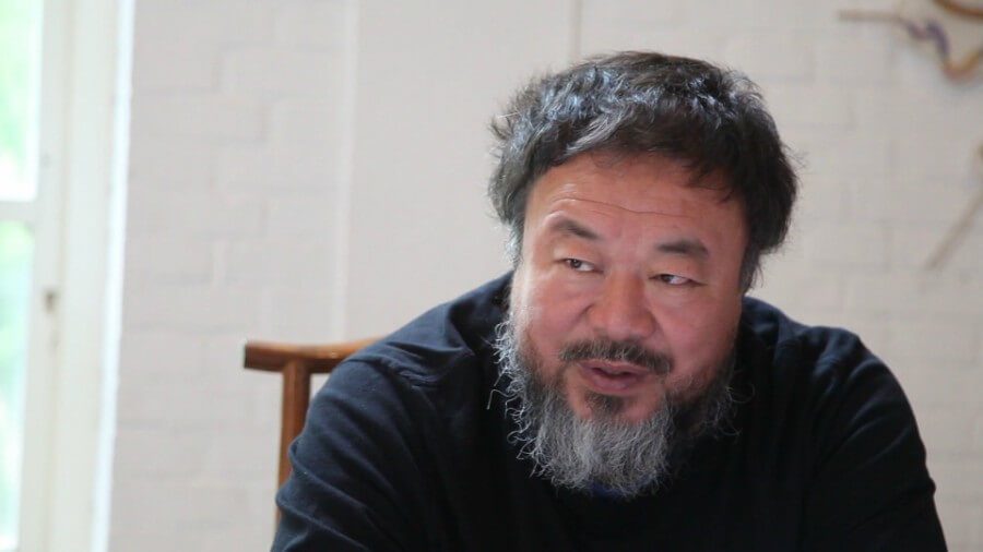 Ai Weiwei yours Truly
