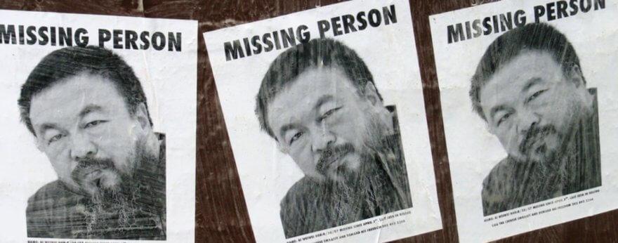 Ai Weiwei: Yours Truly, un ensayo sobre presos políticos