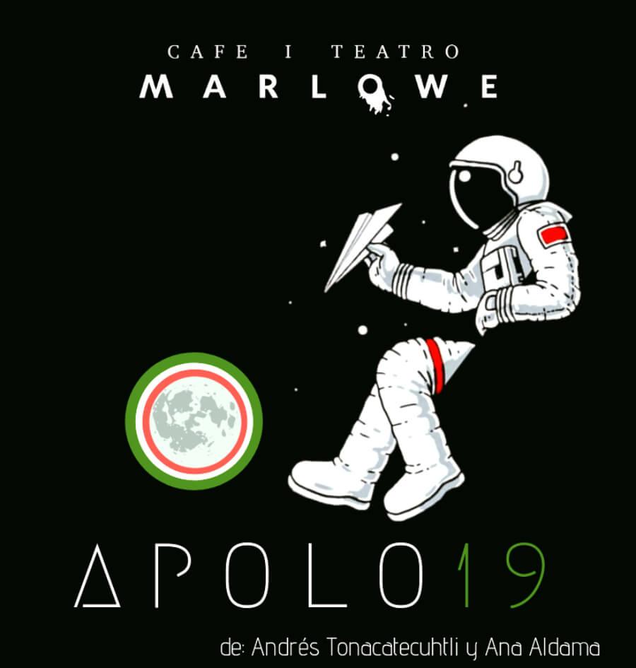 Apolo 19 en CDMX