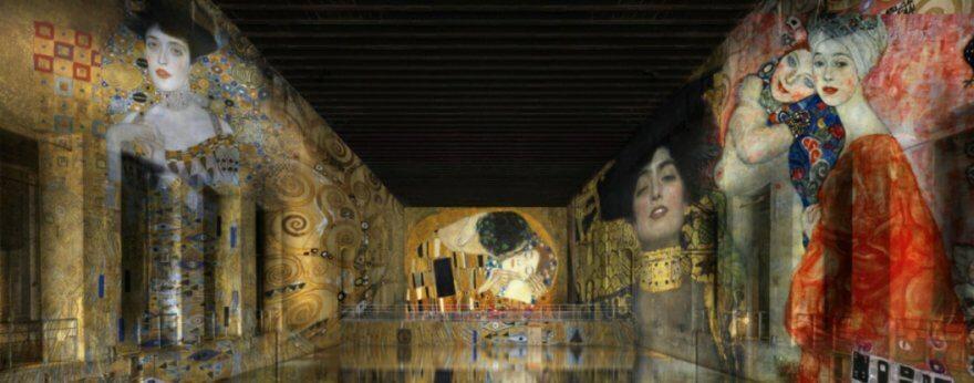 Culturespaces lleva el arte a la base submarina de Burdeos