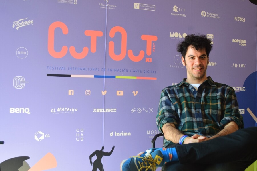 Dante Zaballa en Cut Out Fest 2019