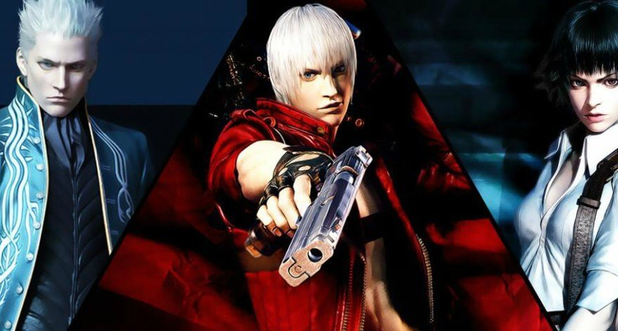 Devil May Cry 3 Special Edition llega a Switch