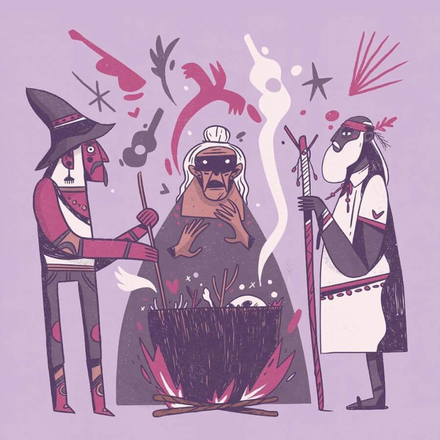 Los ilustradores mexicanos a seguir