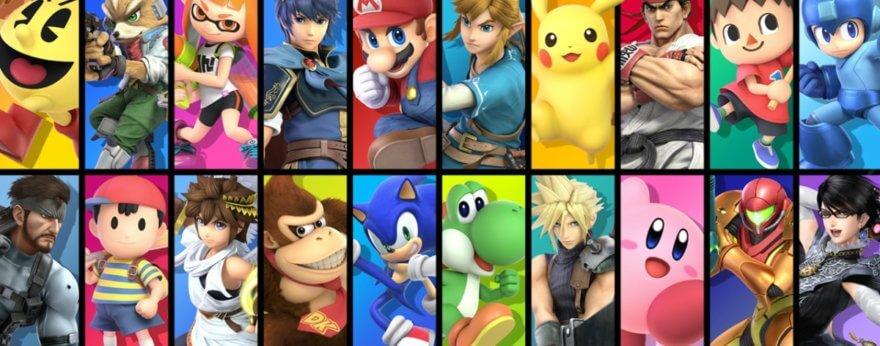 Super Smash Bros Ultimate: el juego de peleas mejor vendido