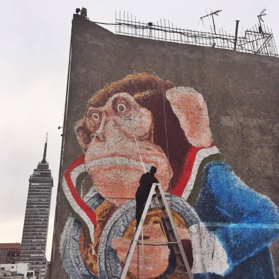 El mejor street art con mensajes de protesta