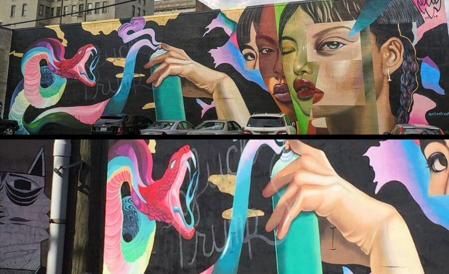 Mural por Elle