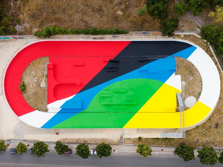 arquitectura, ciudades y street art