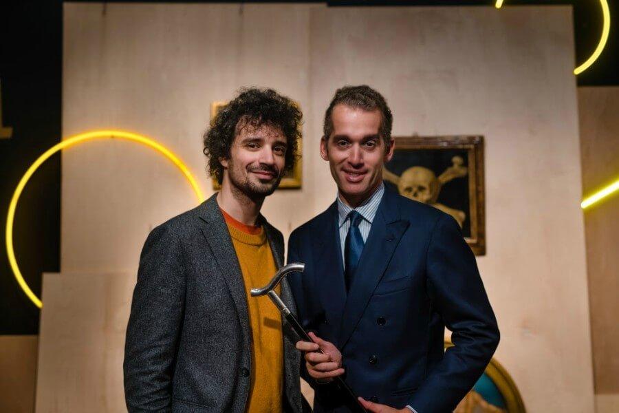Fabrizio Moretti x Fabrizio Moretti