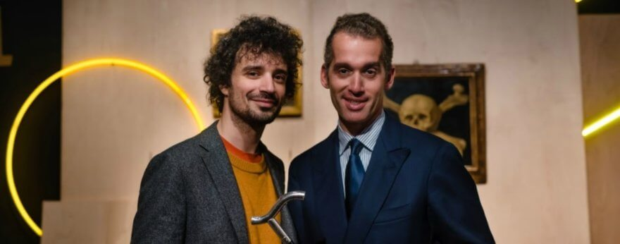Fabrizio Moretti x Fabrizio Moretti, lo nuevo de Sotheby´s