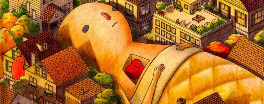 Felicia Chiao y sus ilustraciones personales
