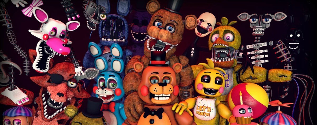 Five Nights at Freddy's llega a las consolas