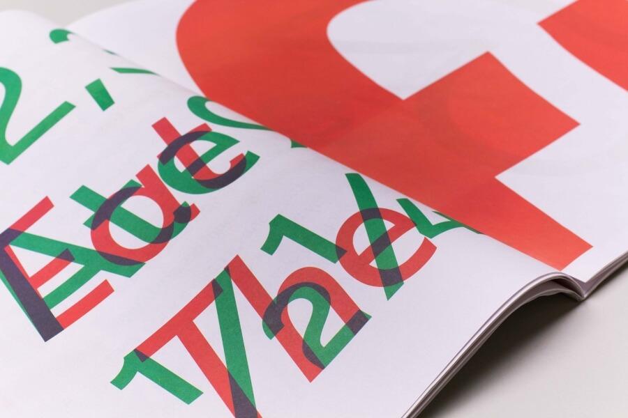Crearon la FS Split Sans y FS Split Serif