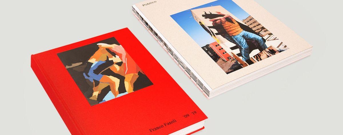 Público/Privado, a book by Franco Fasoli JAZ