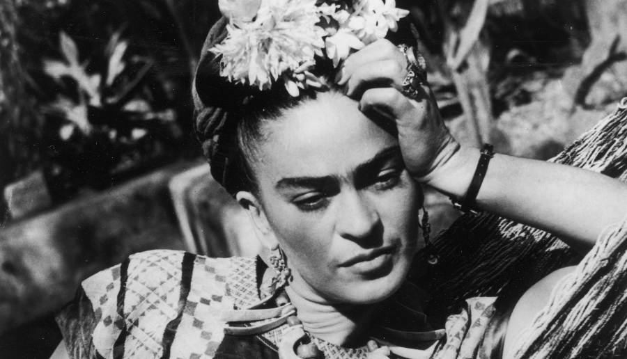 Frida Kahlo's quotes on love, pain, and art